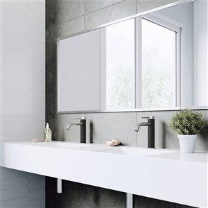 VIGO Madison Bathroom Faucet - Chrome - Single Hole
