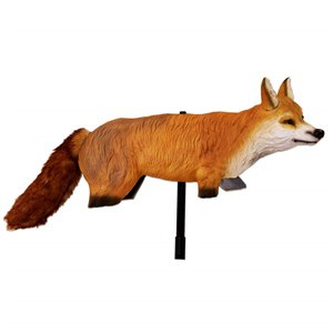 Bird-X 3D Fox Predator Decoy