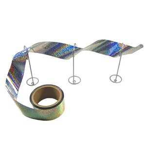Bird-X Holographic Bird Irri-Tape - 500-ft Kit