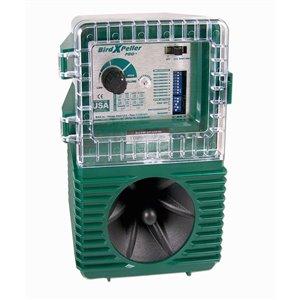 Bird-X Peller Pro Sonic Bird Detterent - Single Speaker