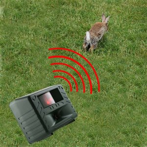 Bird-X Yard Guard - Ultrasonic Pest Animal Repeller