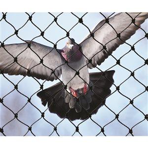 Bird-X Heavy-Duty Knotted Bird Netting - 25-ft x 50-ft