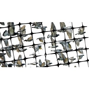 Bird-X Heavy-Duty Bird Netting - 25-ft x 25-ft