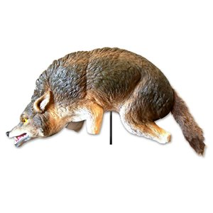 Bird-X 3D Coyote Predator Replica