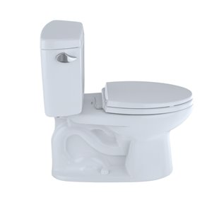 TOTO UltraMax Elongated Toilet - Comfort Height -  Cotton White