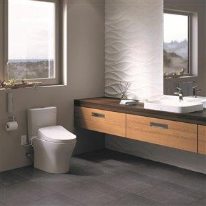 TOTO Washlet Auto Open Electronic Bidet Toilet Seat - Elongated - Cotton White
