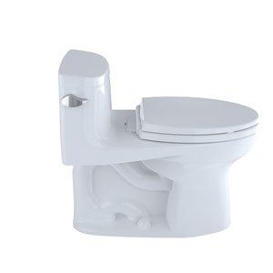 TOTO Supreme II Elongated Toilet - Comfort Height -  Cotton White