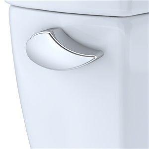 TOTO Eco Drake E-Max Toilet Tank with Single Flush - Cotton White