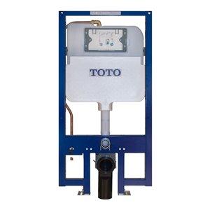 TOTO DuoFit Dual Flush Wall-Mount Toilet Tank System