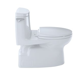 TOTO Carlyle II 2-Piece Elongated Toilet - Comfort Height -  Cotton White