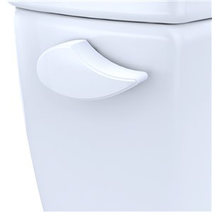 TOTO Replacement Tank Lever Handle for Carolina Ultramax Toilet - White