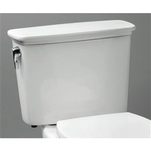 TOTO Eco Drake Transitional Toilet Tank - Single Flush - Cotton White