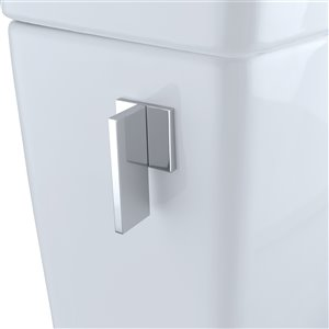 TOTO Legato Elongated Toilet - Comfort Height -  Cotton White