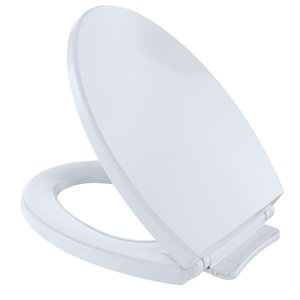 TOTO SoftClose Toilet Seat and Lid - Elongated - Cotton White