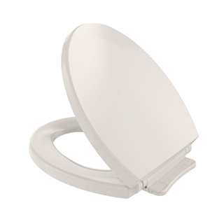 TOTO SoftClose Toilet Seat and Lid - Round - Sedona Beige