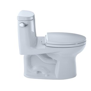 TOTO UltraMax Elongated Toilet - Comfort Height -  Colonial White