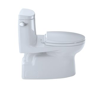 TOTO Carlyle II Elongated Toilet - Comfort Height - White