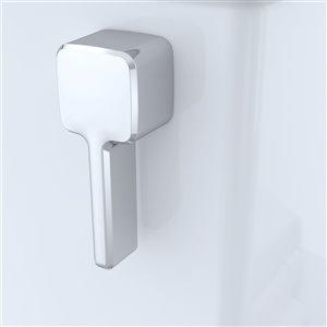 TOTO Connelly Toilet Tank - Dual Flush - Cotton White