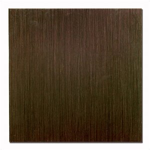Mono Serra Ceramic Tile 12.5-in x 12.5-in Domo Wengue 16.15 sq.ft. / case (15 pcs / case)