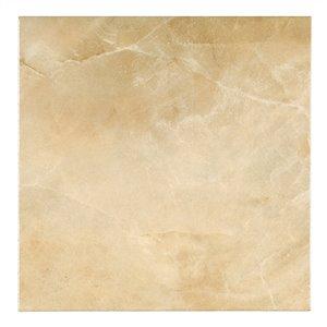 Mono Serra Ceramic Tile 13.4-in x 13.4-in Onice 14.95 sq.ft. / case (12 pcs / case)