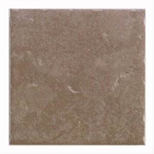 Mono Serra Porcelain Tile 4-in x 4-in Totem Cacao 5.56 sq.ft. / case (50 pcs / case)