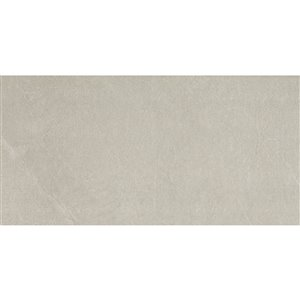Mono Serra Porcelain Tile 12-in x 24-in Evolution White 11.63 sq.ft. / case (6 pcs / case)