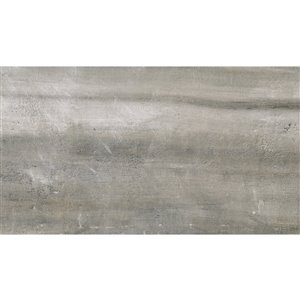 Mono Serra Porcelain Tile 12-in x 24-in Ghost Gray Blue 16.04 sq.ft. / case (8 pcs / case)