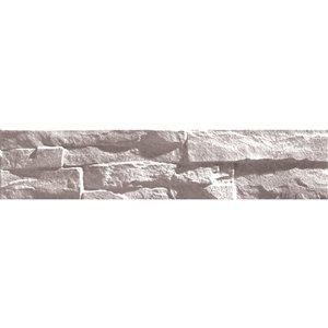 Mono Serra Porcelain Tile 3-in x 16-in Atalaya Gray 5.43 sq.ft. / case (15 pcs / case)