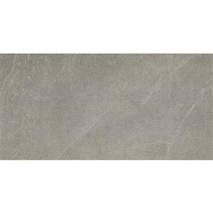 Mono Serra Porcelain Tile 12-in x 24-in Evolution Gray 11.63 sq.ft. / case (6 pcs / case)