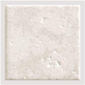 Mono Serra Porcelain Tile 4-in x 4-in Totem Blanco 5.56 sq.ft. / case (50 pcs / case)