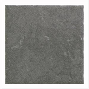 Mono Serra Porcelain Tile 4-in x 4-in Totem Nero 5.56 sq.ft. / case (50 pcs / case)