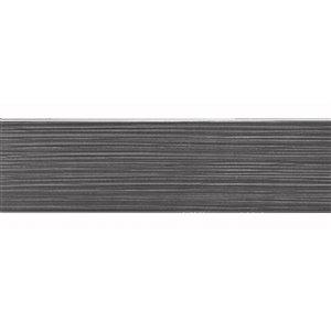 Mono Serra Ceramic Tile 4-in x 16-in Bulevar Gray 11.11 sq.ft. / case (25 pcs / case)