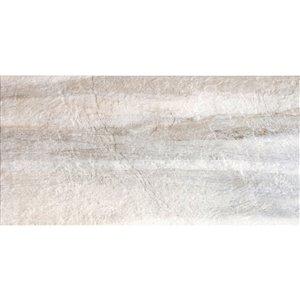 Mono Serra Porcelain Tile 12-in x 24-in Aspen Ghiaccio 14.21 sq.ft. / case (7 pcs / case)