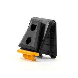 ToughBuilt ClipTech Hubs Clip-on Hook - Plastic - 3-piece