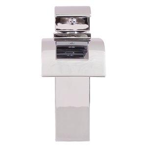 Novatto Remi Single Lever Handle Faucet - 8-in - Chrome