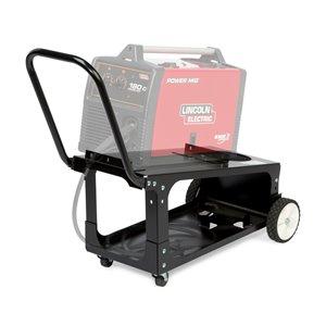 Lincoln Electric Heavy Duty Welding Cart - Black