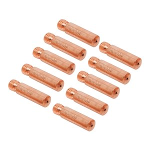 Lincoln Electric Magnum Contact Tips - 0.025-in - Copper - 10/Pk