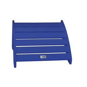 My Custom Sports Chair Foot Stool - 22-in x 24-in - Blue