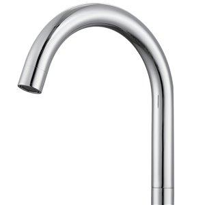 Ancona Nova Series Widespread Bathroom Faucet in Chrome finish