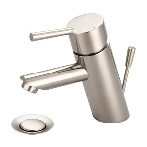 Olympia Faucet i2 Single-Handle Bathroom Faucet - Brushed Nickel