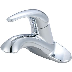 Pioneer Industries Legacy Collection Single-Handle Bathroom Faucet - Polished Chrome