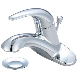 Pioneer Industries Legacy Collection 1-Handle Bathroom Faucet - Polished Chrome