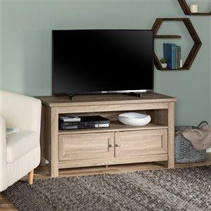 Walker Edison Casual TV Cabinet - 44-in x 23-in - Grey