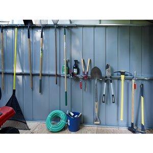 Arrow Murryhill 12 x 31 Garage, Steel Storage Building,  Prefab Storage Shed