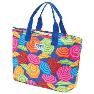 RIO Gear Insulated Tote Bag - Umbrella Print