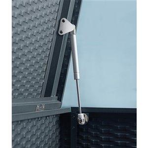 Deck Box Galvanized Steel Storage - Anthracite