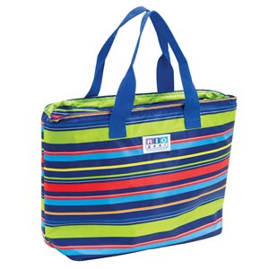 RIO Gear Insulated Tote Bag - Stripe