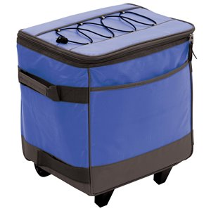 RIO Gear Rolling Soft Sided Cooler - Blue