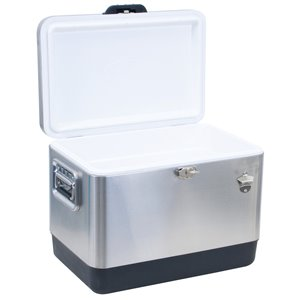 RIO Gear Stainless Steel Cooler 54 qt