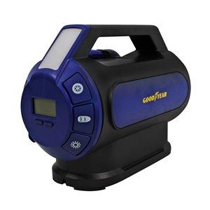 Goodyear Dual Flow Digital Inflator - 12 V